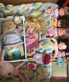 娘のお人形
