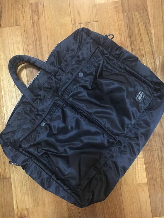 お父さんのバッグ