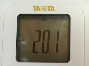 BMI20.1