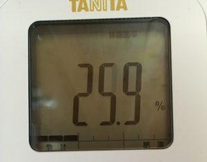 体脂肪率25.9%
