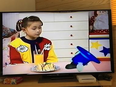 「ペッピーキッズ」のビデオ画面