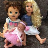 【女の子のプレゼントに】本物そっくりのお人形を紹介!