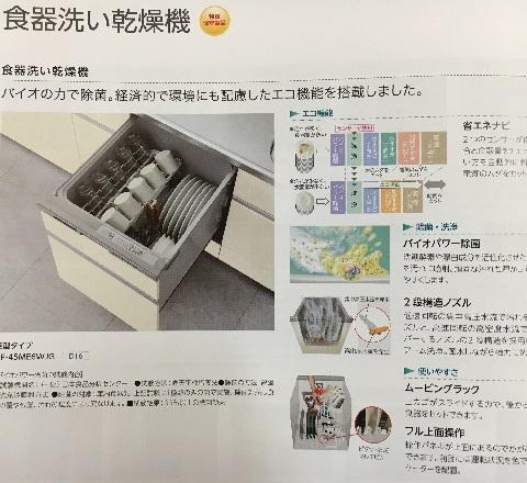 パナソニックの食洗機(カタログ)