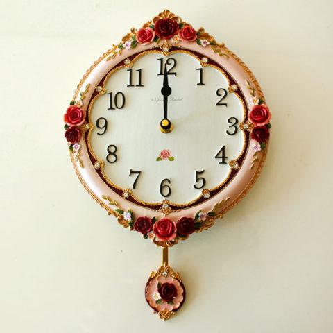 可愛いかけ時計