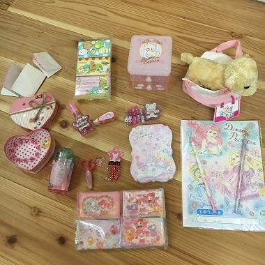 【小学生女子の誕生日会】プレゼントにあげたもの・もらったもの。相場など