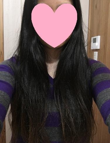 うねうね・パサパサ髪