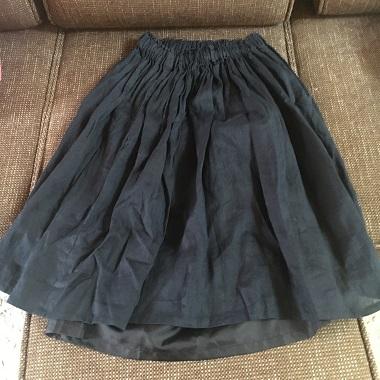 ○○良品のスカート