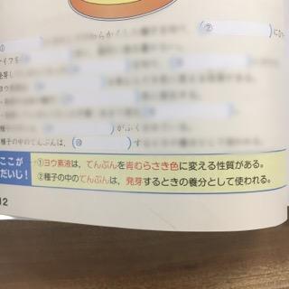 教科書ぴったりテスト理科ここがだいじ!